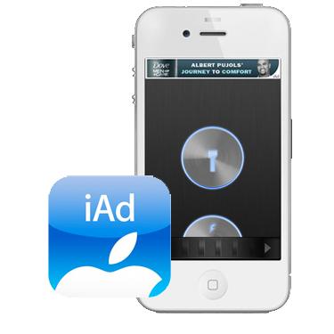 Apple's iAd Mobile Advertising Platform Providing Worthy Returns For Developers So Far