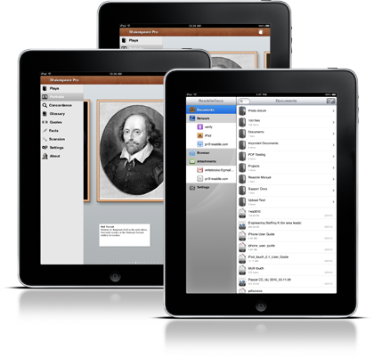 Readdle Turns 3: App Sale And iPad Giveaway Announced!