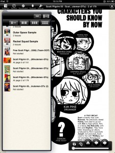 Comic Zeal Comic Reader 4 by bitolithic screenshot