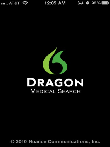 QuickAdvice: Dragon Medical Mobile Search