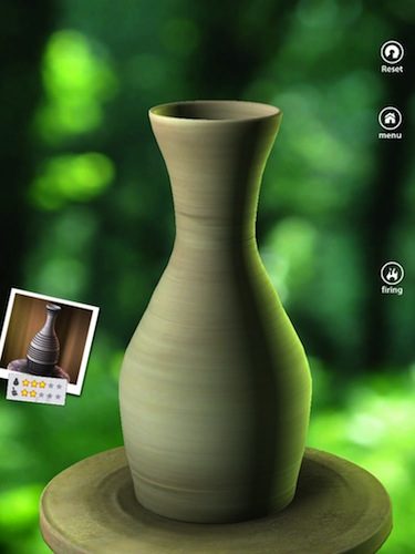 how to play let create pottery