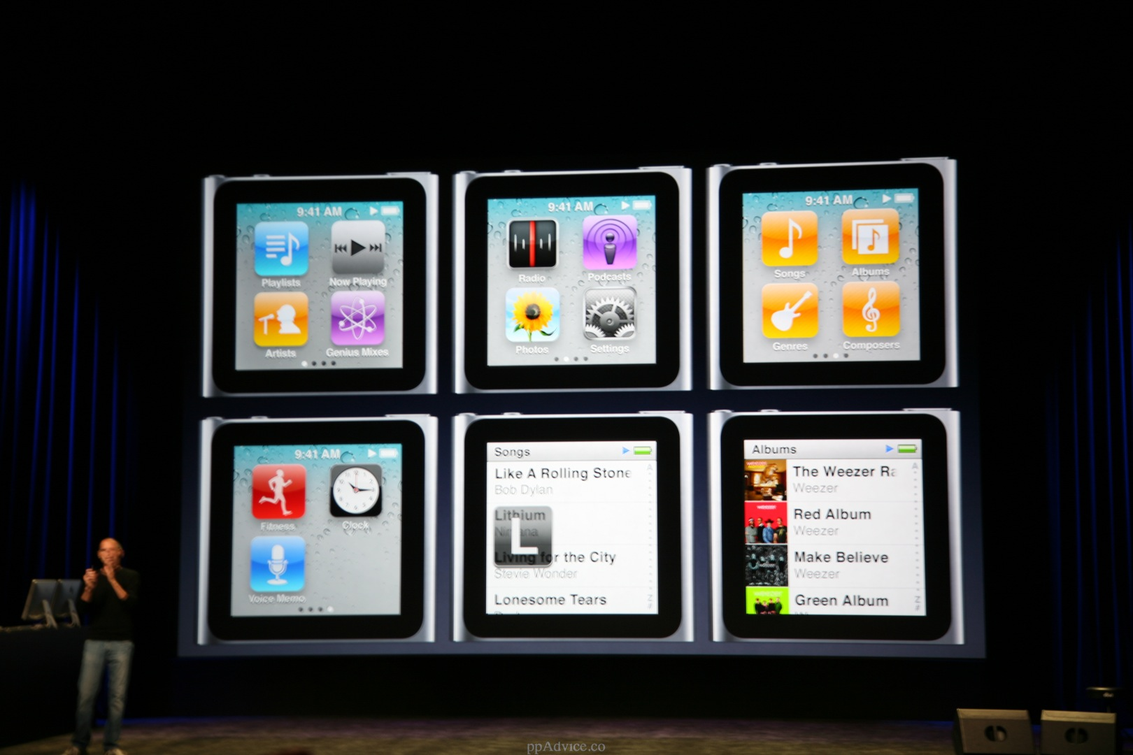 how to add apps to ipod nano