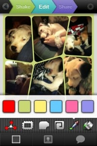 PhotoShake! by MotionOne.co.Ltd screenshot