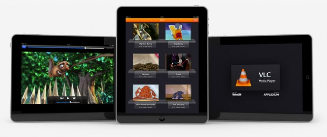 VLC Media Player App Comes to the iPad