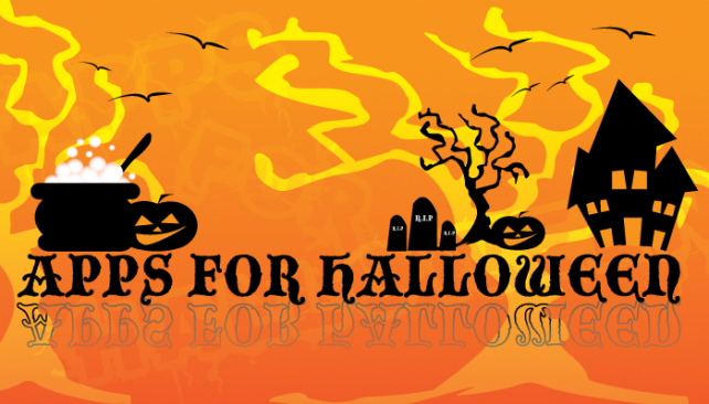 New AppList: Apps For Halloween