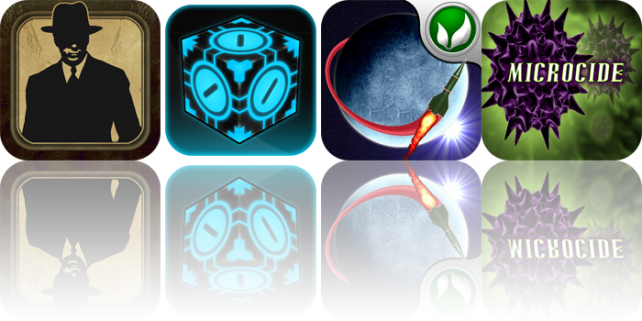 iPhone And iPad Apps Gone Free: Doug Brown, Crazy Cubes, Microcide Rx, And Orbattle