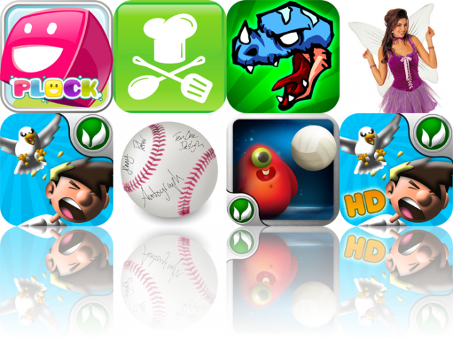 iPhone And iPad Apps Gone Free: Plock, You Can Cook, Dino Cap, And More