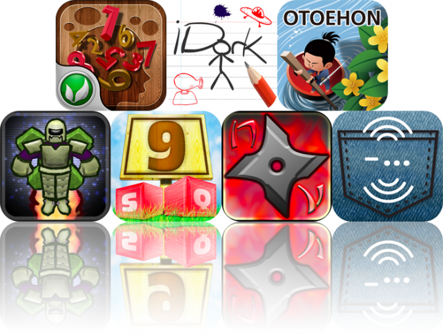 iPhone And iPad Apps Gone Free: Mathster, iDork, Bedtime Stories, And More