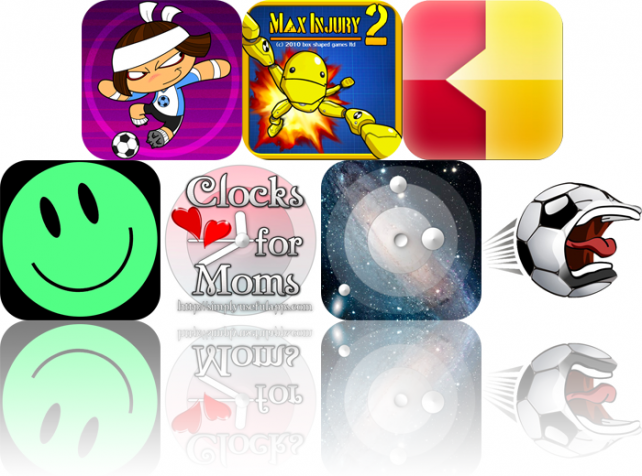 iPhone Apps Gone Free: Chop Chop Soccer, Max Injury 2, TreeConnect, And More