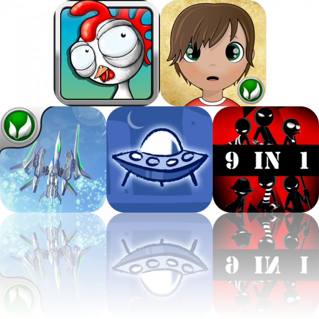 iPhone Apps Gone Free: Farm It!, Puzzled Keiki, Bunz Fighter, And More