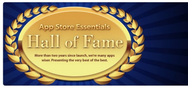 "Check Out The Best Apps Ever In Apple's New Official ""App Store Hall Of Fame"""