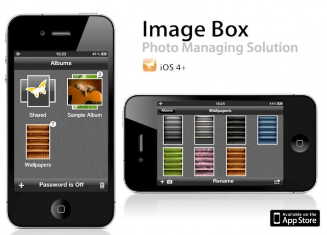 Image Box App Released, Promo Codes Included