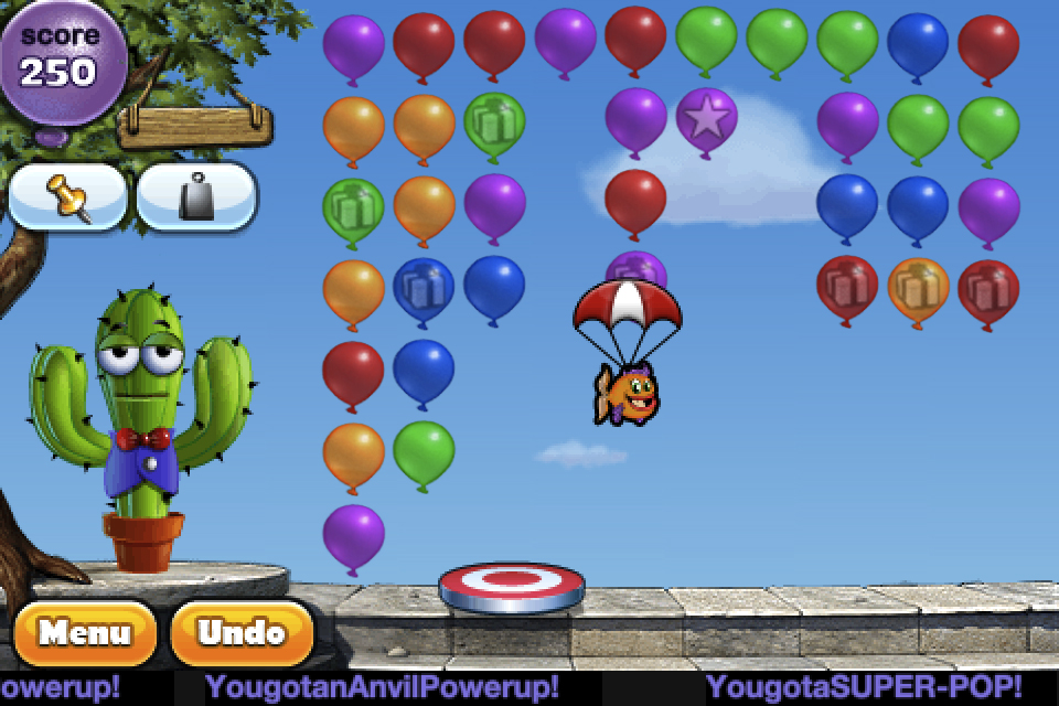 "EA Brings ""5 Great Pogo Games In 1 Free App"" To The iPhone And"