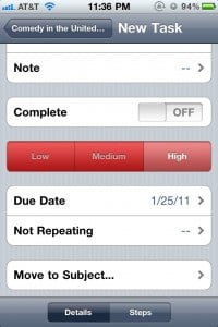 iProcrastinate by Craig Otis screenshot
