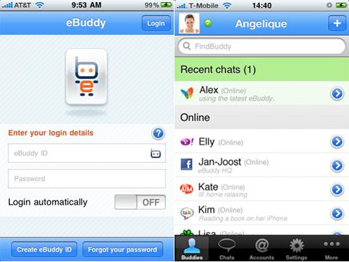o aplicativo ebuddy gratis