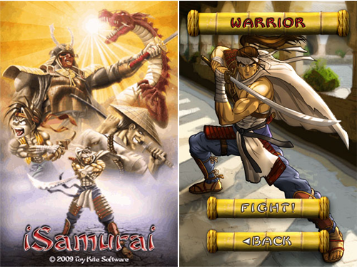 Haven't Tried A Bluetooth-Enabled Game Yet? iSamurai Available For Free For A Limited Time