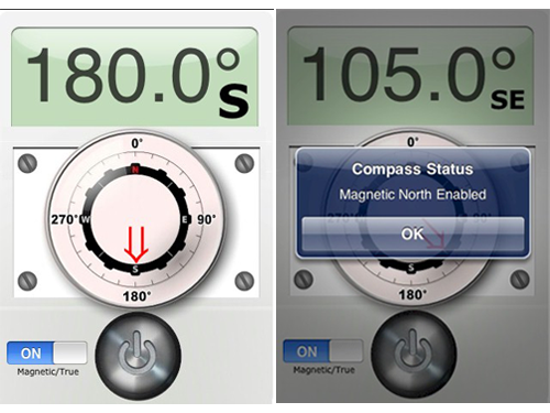 Apps That Require iPhone 3GS Magnetometer Hit App Store