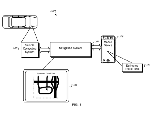 Apple Wants You To Follow Their Directions, Patent Filing Reveals Proprietary GPS Software