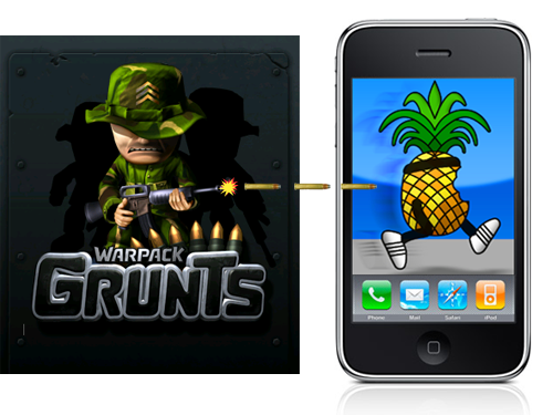 Strange Flavour Says Jailbreaking And Grunts Just Don't Get Along