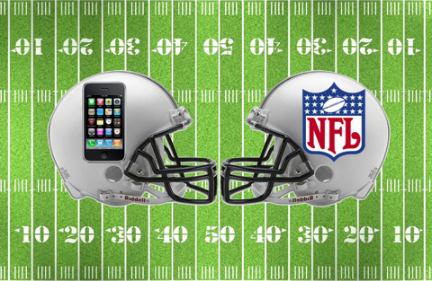 Are You Ready for Some Football?...Not Unless You Have These Apps
