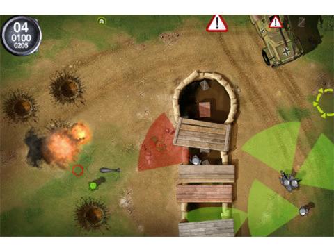 Craneballs studios gets tactical with the line drawing - Div games studio ...