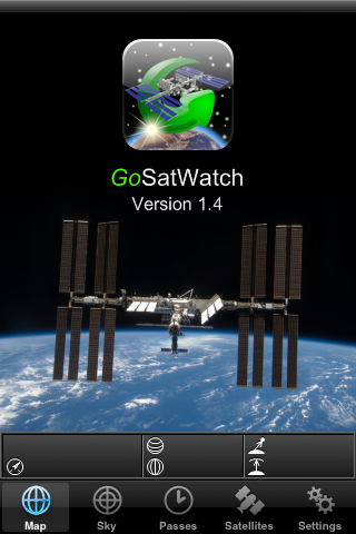Review: GoSatWatch