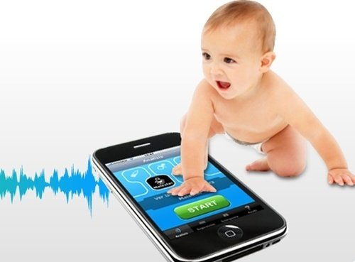 The Baby Won't Stop Yelling? There Is An App For That!