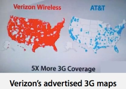 AppleInsider | AT&T defends its data network from Verizon ad attacks