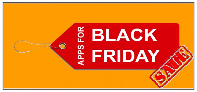 Black Friday ? There Is An Applist For That