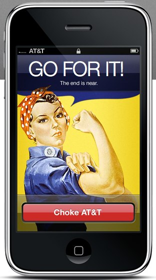 Operation Chokehold - Crush AT&T this Friday!