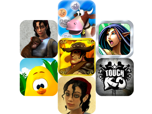 Chillingo Is Having A Three-Day $.99 Sale On Seven Popular Games