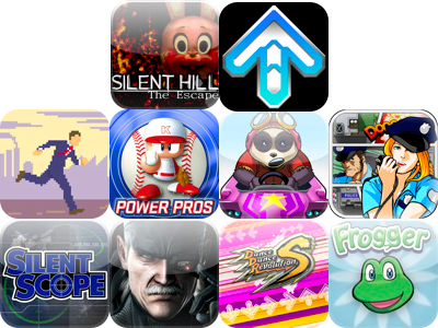 All Of Konami's Games Are Now Available For $.99