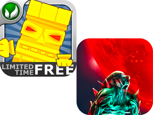 Games To Download For Free Today: Tiki Totems And Sentinel: Mars Defense