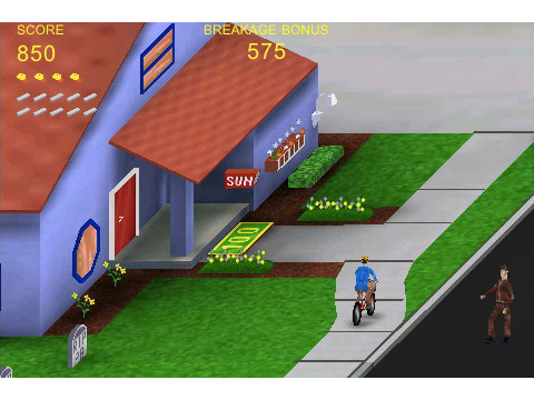 A Cheaper Classic Version Of Paperboy Hits The App Store