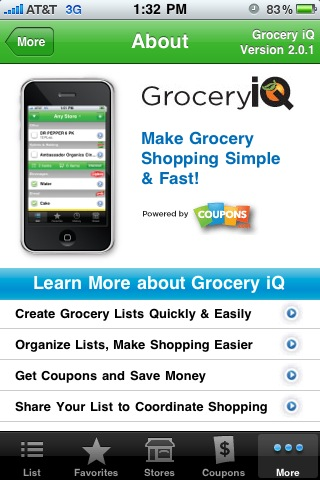 Review:  Grocery iQ