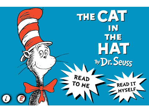 Dr. Seuss Apps On Sale For $0.99 To Celebrate His Birthday And Read Across America Day