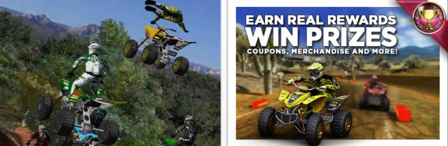 A Lite Version Of 2XL ATV Offroad Races Into The App Store