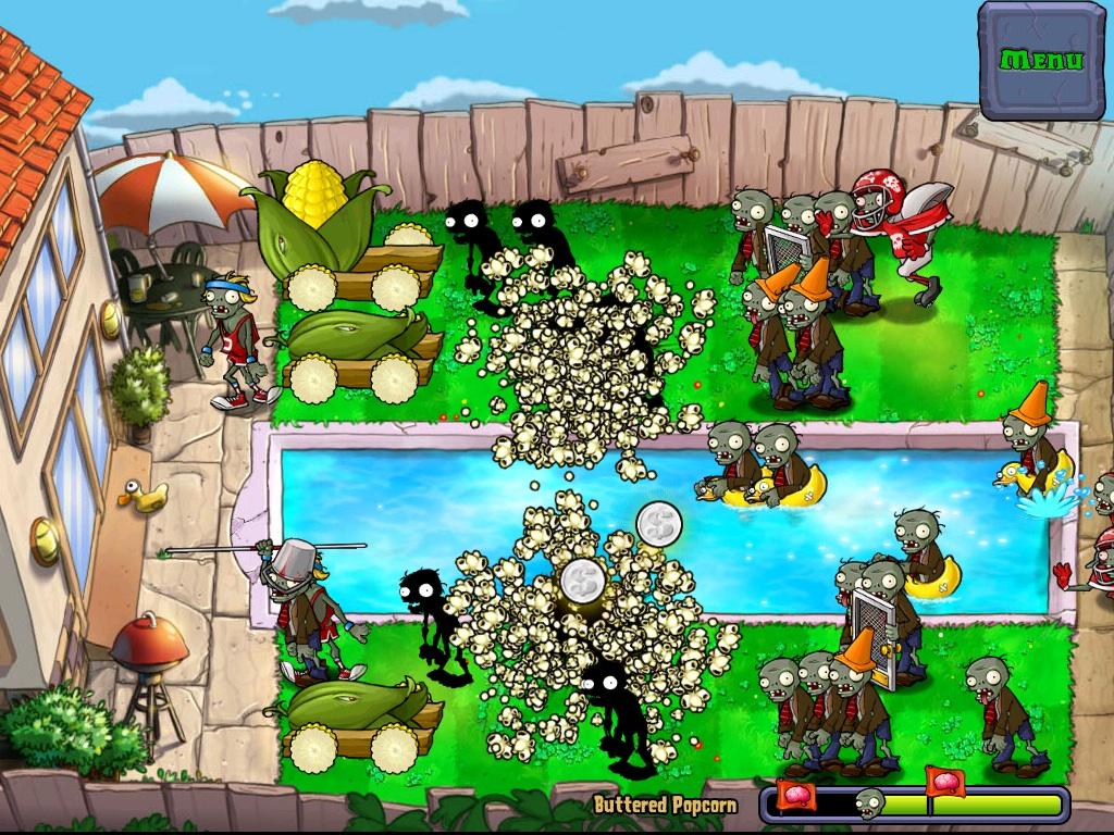 Gratis Game Ringan Plants VS Zombies 2 Untuk PC