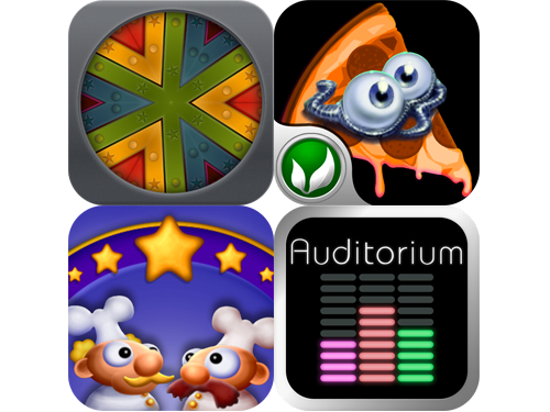 Apps To Download For Free Today: KaleidoVid, Zombie Pizza, Auditorium, And Superstar Chefs