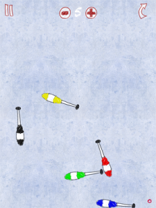 Doodle Juggle by Clever Hamster Games screenshot