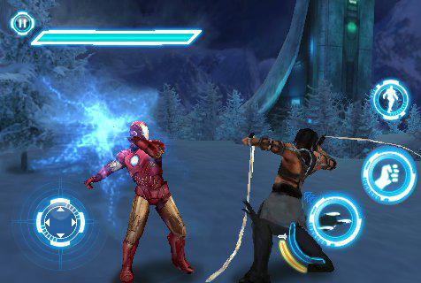 in - Jeux D Iron Man