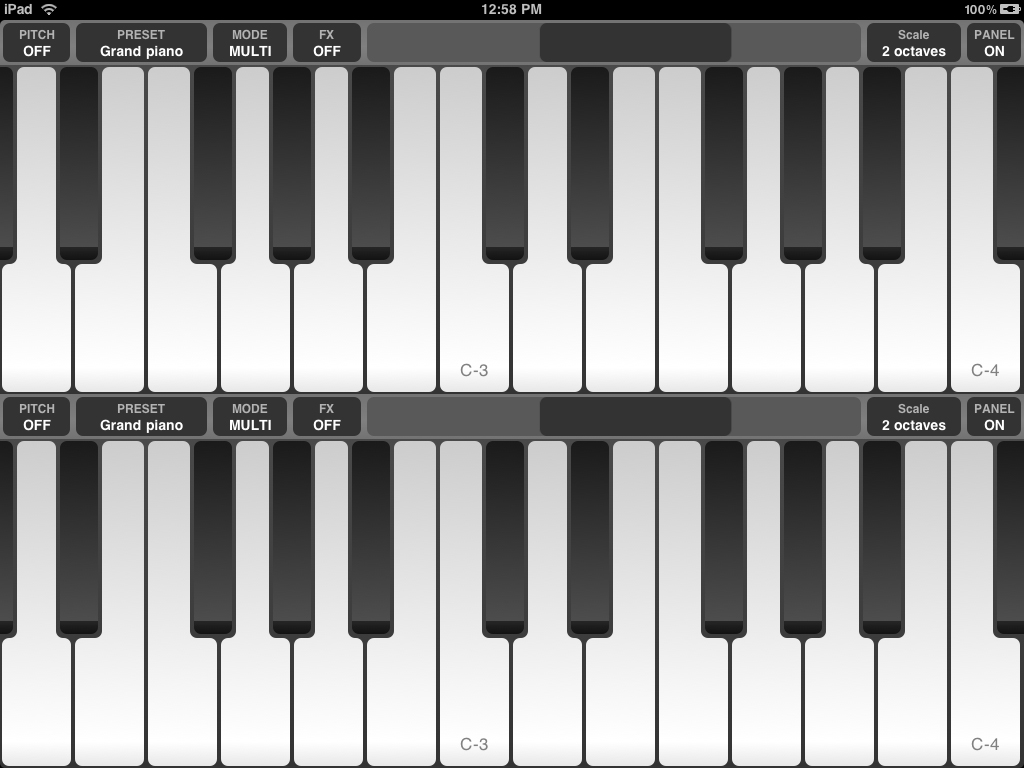 Be An iPad Piano Man With Pro Keys, Free For A Limited Time