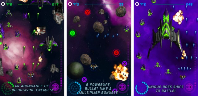 StarCannon Blasts On To iPhone