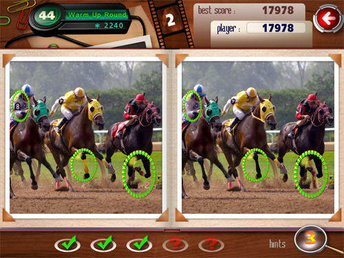 iPad-Optimized Spot The Difference Game 'What's The Difference?' Free For A Limited Time