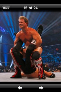 WWE Latest by World Wrestling Entertainment, Inc. screenshot