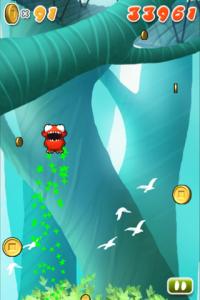 Mega Jump by Get Set Games screenshot