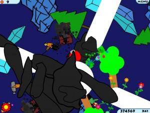 Gomi HD by Kevin Calderone screenshot