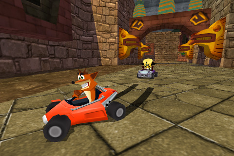 Crash And Friends Are Back In Crash Bandicoot Nitro Kart 2