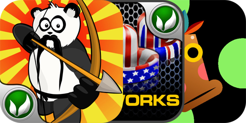 iPhone Games Gone Free: PandaMania, World Cup Air Hockey, And Pala Match