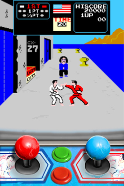 Retro Fighter 'Karate Champ' Arrives In The App Store